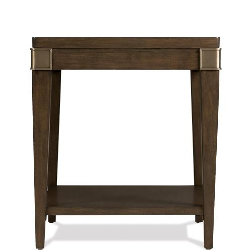 Monterey - Side Table - Mink Finish