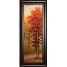 """""""Fall Trees 2"""" By Michael Marcon And Mossy Oak Native Living Framed Print Wall Art"""