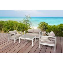Renava Solana Outdoor Grey Sofa Set