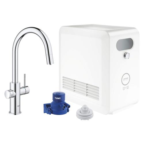 GROHE BLUE PROF OHM SINK C-SPOUT *1 x available*
