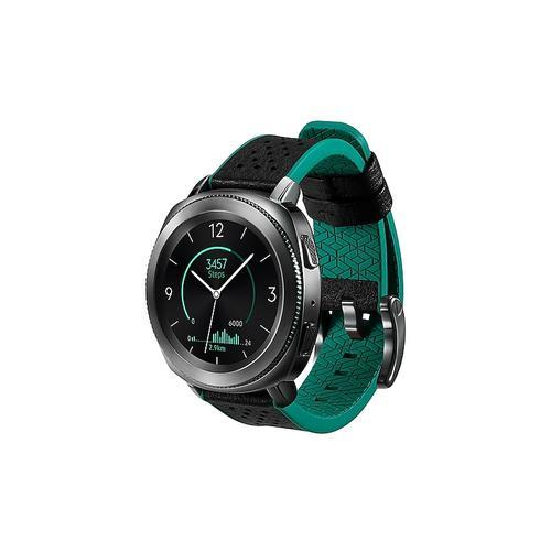 Gallery - Hybrid Sport Band for Galaxy Watch 42mm & Gear Sport, Green