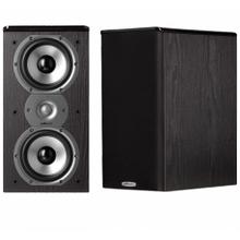 TSi Series 2-way bookshelf speaker with 5 1/4-inch driver in Black