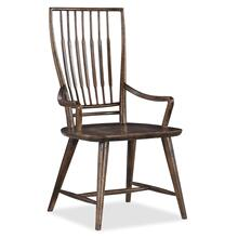 Product Image - Roslyn County Spindle Back Arm Chair - 2 per carton/price ea
