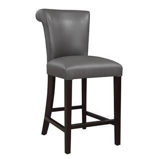 "Briar III 24"" Bar Stool Gray"