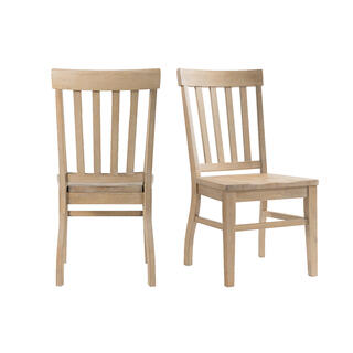 See Details - Lakeview Slat Back Side Chair Set