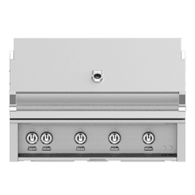 "Hestan 42"" Built-In Grill with 1 Infrared Sear Burner and Rotisserie NG"