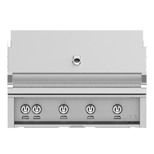 "Hestan 42"" Built-In Grill with Rotisserie NG"