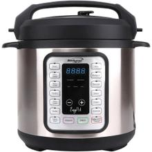 6-Quart 8-in-1 Easy Pot Electric Multicooker