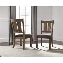 Timber and Tanning Dining UPH Side Chair