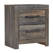 Drystan Two Drawer Night Stand