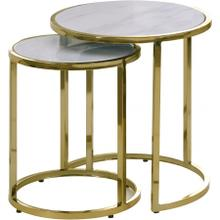 """See Details - Massimo End Table - 20"""" W x 20"""" D x 22"""" H"""