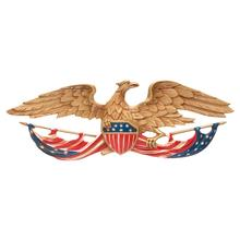 "24"" Patriotic Wall Eagle"