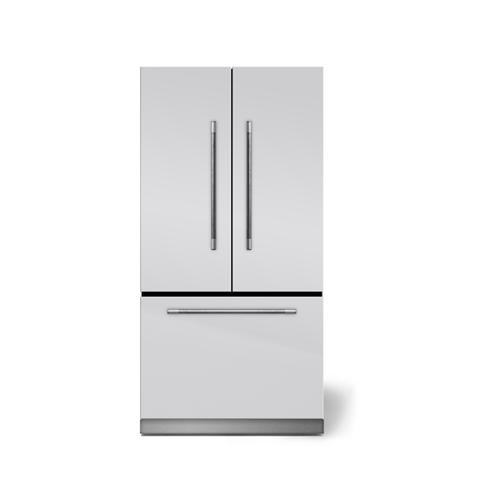 White Mercury French Door Refrigerator