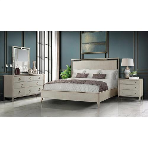 Maisie - Headboard - Champagne Finish