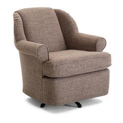 REESE Swivel Barrel Chair