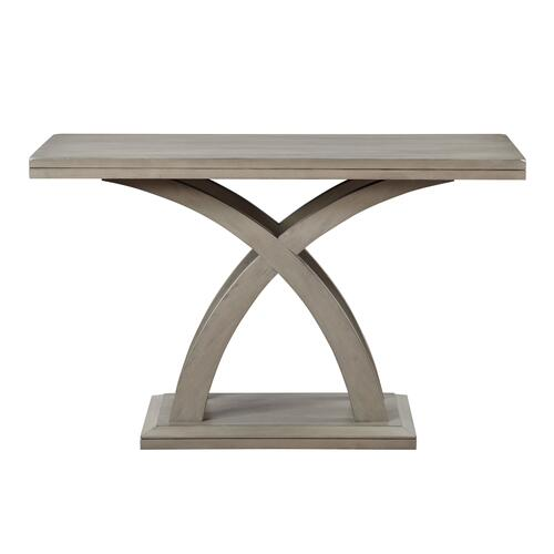 Jocelyn Sofa Table, Grey