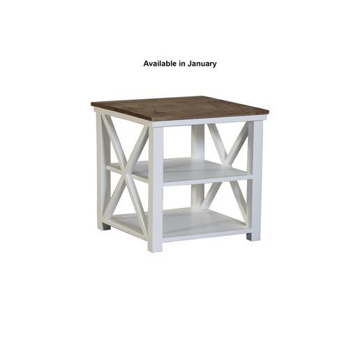 Capris Furniture - 755 Lamp Table