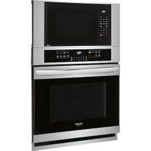 See Details - Frigidaire Gallery 30'' Electric Wall Oven/Microwave Combination