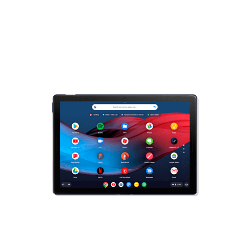 Google Pixel Slate (8th Gen Intel® Core i5 Processor 8GB RAM 128GB Storage) Midnight Blue