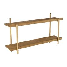 See Details - Two Tiers Shelf