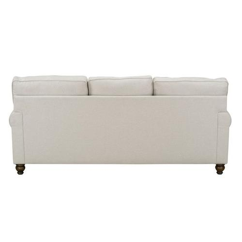 Angelina Upholstered Sofa, Linen