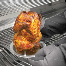 Stainless Steel Chicken Roaster