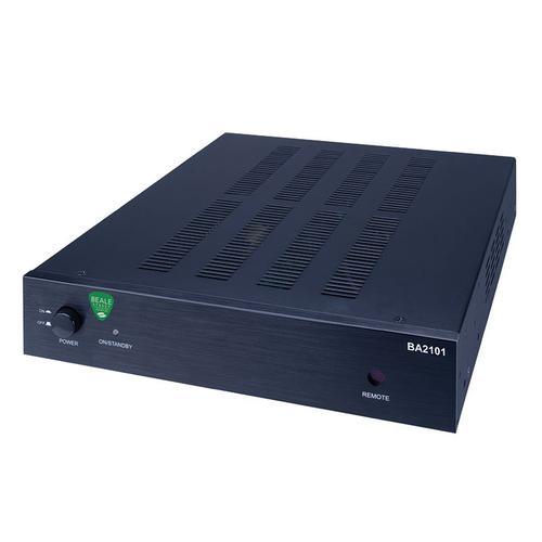 100W, 2 Channel Amplifier