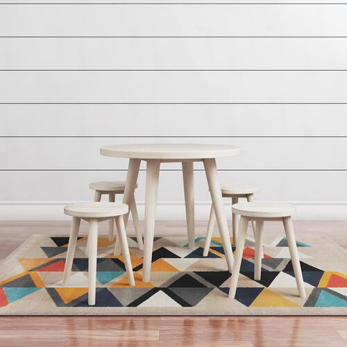 Signature Design By Ashley - Blariden Table and Chairs (set of 5)