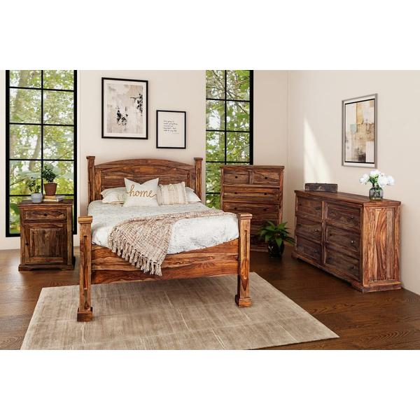 Tahoe Harvest Bedroom Set, SBA-9047H