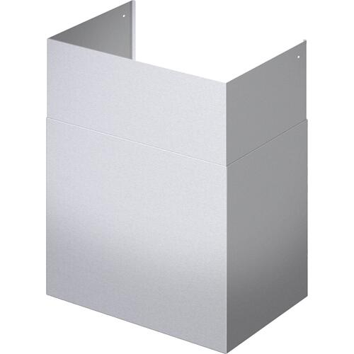 42 x 59-Inch Telescoping Duct Cover for Professional Chimney Wall Hood