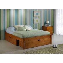 See Details - 53 Jumbo Under Bed Chest 3 Can Fit Under One Bed
