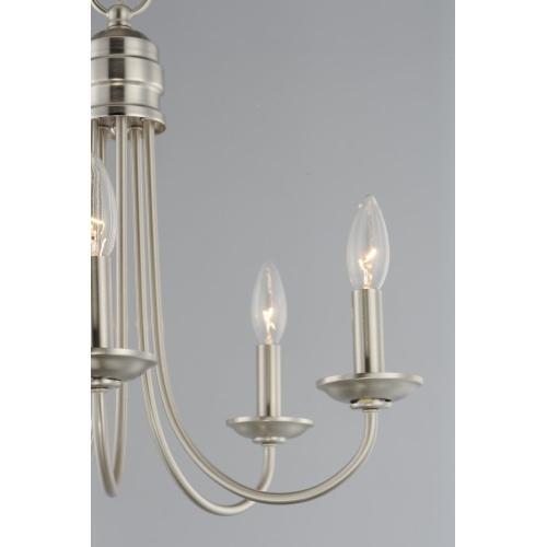 Logan 5-Light Candle Chandelier