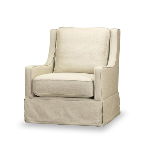 See Details - Kelly Swivel Chair/Windfield Natural