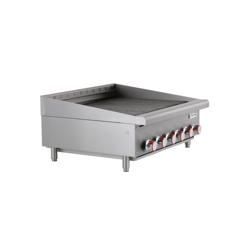 36-Inch Gas Charbroiler