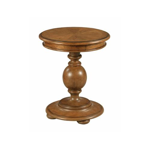 American Drew - Pearson Round End Table