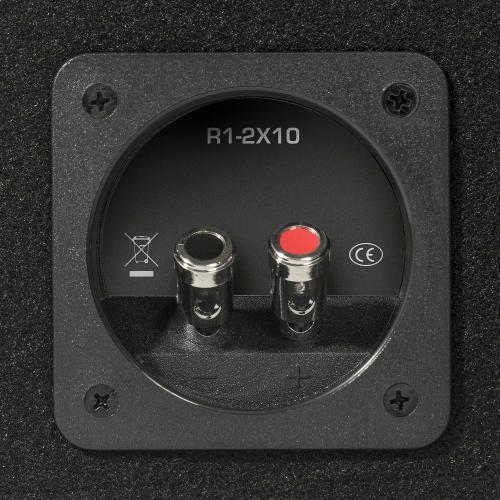"Rockford Fosgate - Prime Dual 10"" 400 Watt Loaded Enclosure"