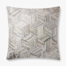 P0901 Poly Only Grey / Multi Pillow