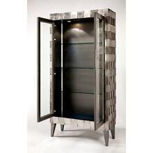 """See Details - Curio Cabinet 39x15.5x78"""""""