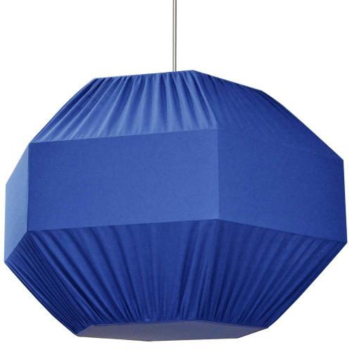 4lt Sage Pendant Blue Shade Large, PC
