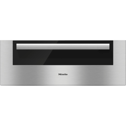 Miele - ESW 6780 - 30 inch warming drawer with 10 13/16 inch front panel height with the low temperature cooking function - much more than a warming drawer.