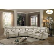 Power Armless Reclining Chair Product Image