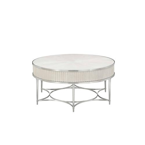 La Scala Round Cocktail Table