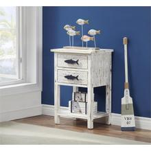 See Details - 2 Dr Accent Table
