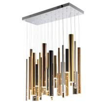 Flute 31-Light LED Pendant