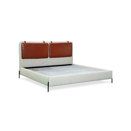 Queen Kirkeby Upholstered Bed by A.R.T. Furniture