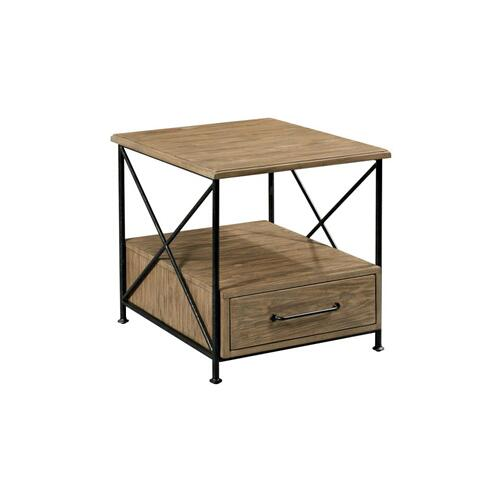 Kincaid Furniture - Modern Forge End Table