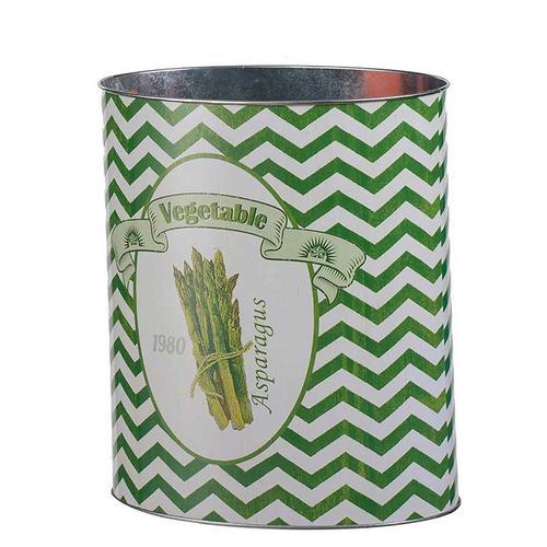 S/3 Abington Asparagus Tins