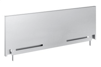 """9"""" Stainless Steel Back Guard"""