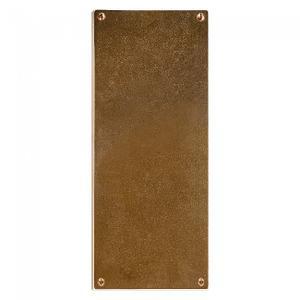 Metro Escutcheon - E290 Silicon Bronze Brushed Product Image