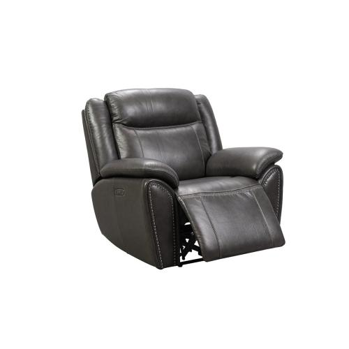 Holbrook Grey Recliner